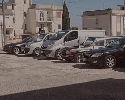 il nostro parco macchine